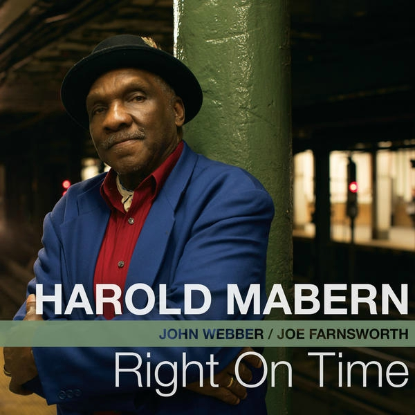 Harold Mabern - 2014 - Right on Time (Smoke Sessions)