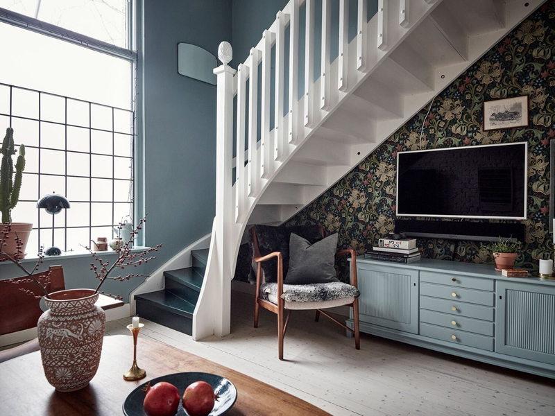 Vintage+Touches+in+a+Beautiful+Scandinavian+Home+-dffff+The+Nordroom