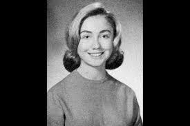 Hillary Clinton Student