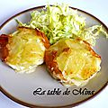 Gâteau de pommes de terre au maroilles