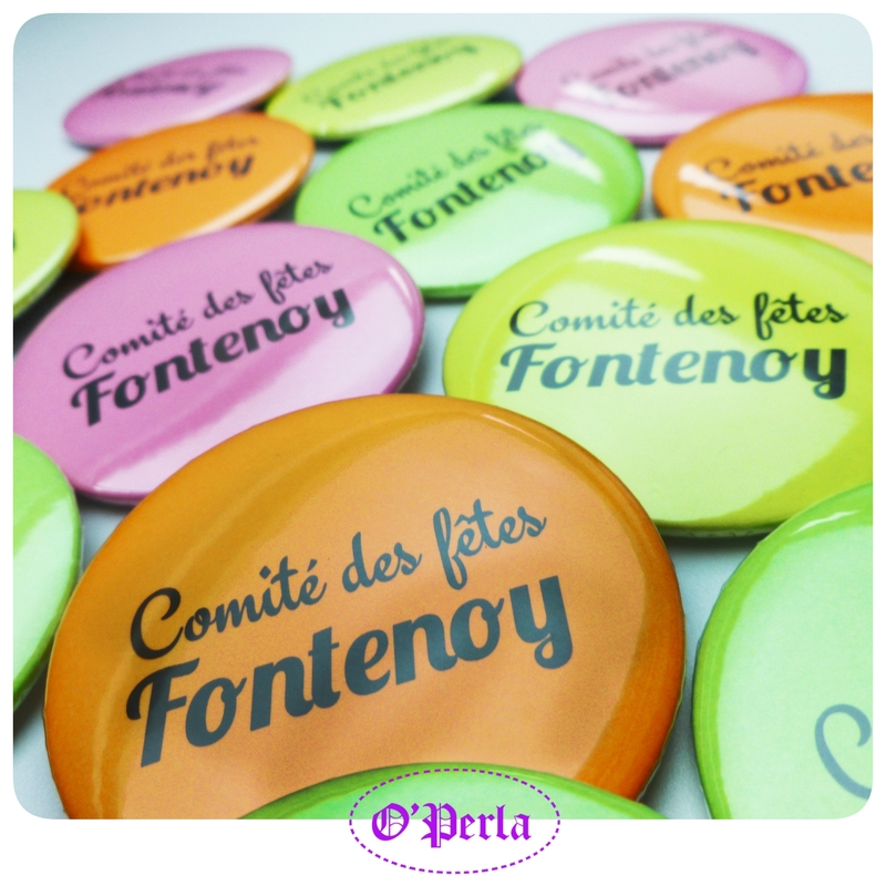 collageBADGES COMITEDESFETES