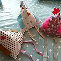 Ateliers couture mamans/enfants, attention les poulettes!