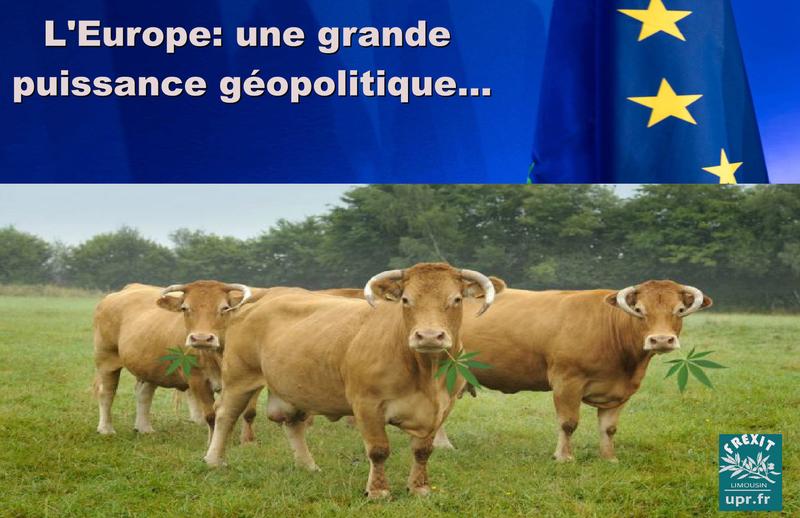 OUTIL EUROPE PUISSANCE GEOPOLITIQUE