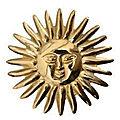 Talisman du soleil prix:150€