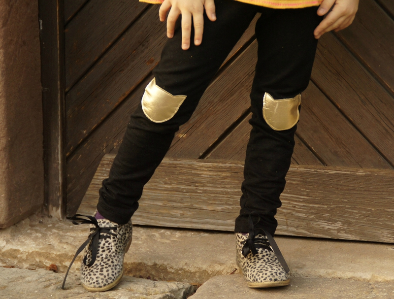 tenue paillettes bertille legging 2