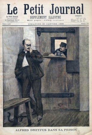 Dreyfus-in-Prison-1895