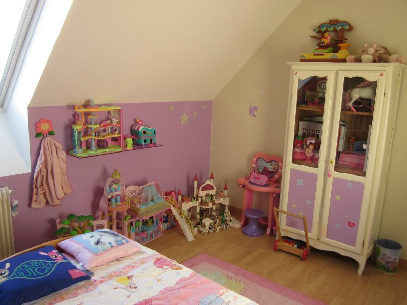 Awesome Chambre Fille 5 Ans Photos - House Design - marcomilone.com