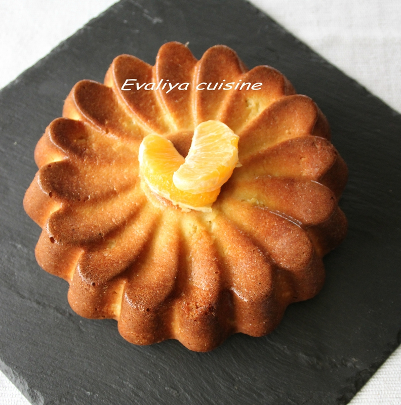 Gateau à l'orange 2