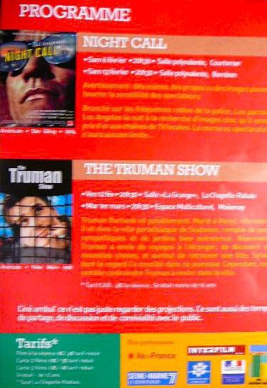 cine-programme