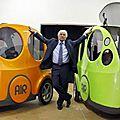 La voiture verte : la voiture a air comprime derangerait-elle a ce point le lobbby des petroliers et des etats dans le monde ?