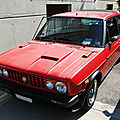 Fiat 131 2000tc racing-1981