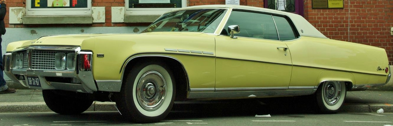 Buick Electra 225 1969 2