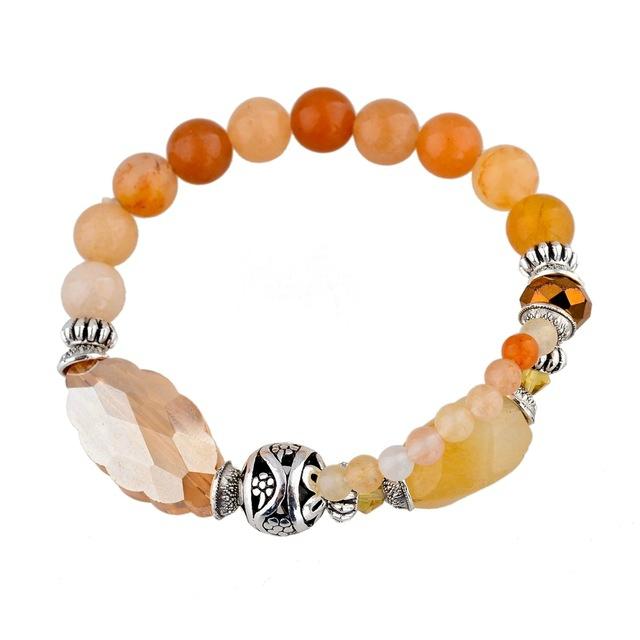 2014-Fashion-Original-Pure-Natural-Stone-Beaded-Bracelet-Clear-Tiger-eye-Crystal-Opal-Shamballa-Charm-Bracelet