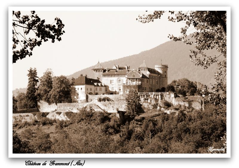 château de grammont