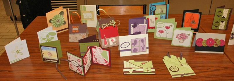 2009-12-08 - Atelier Stampin' Up - 3