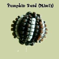 6MBPumpkinBead