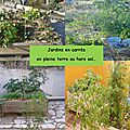Créer son jardin en carrés