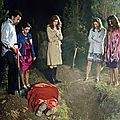 "Desperate housewives, 8*01 ""secrets that i never want to know"" & 8*02 ""making the connection"""