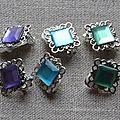 BO gros clips simples différents coloris -12 euros pièce