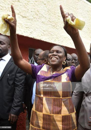 Côte d'Ivoire: La Première Dame Simone Gbagbo va engager en septembre une procédure « en annulation » devant la CPI.