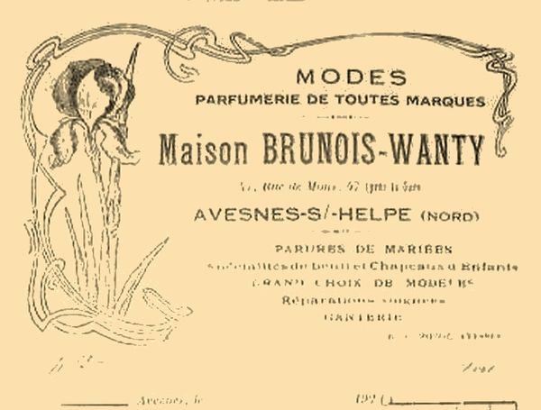 AVESNES-Brunois-Wanty 1926