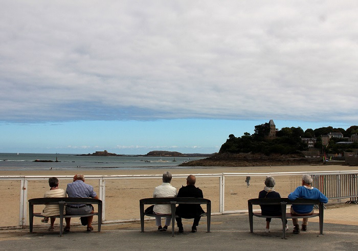 Septembre à Dinard - photo ML Henry