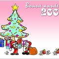 Bonne année 2008 !!!