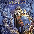 La quête d'ewilan 1.d'un monde à l'autre (bd)