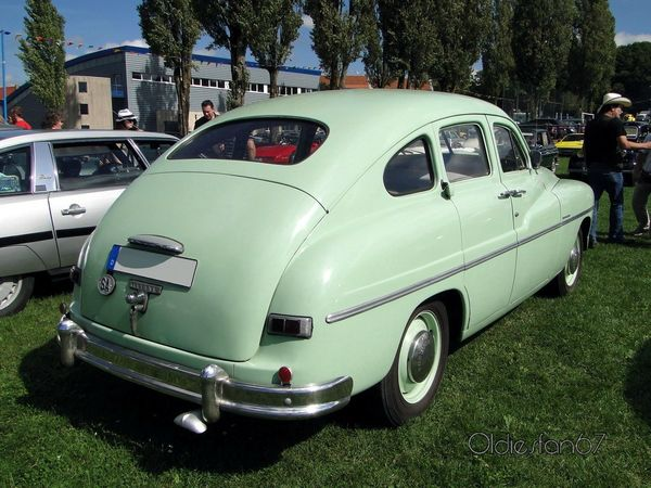 ford vedette berline 1952 b