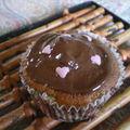 Cupcakes choco/banane