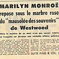 Nouvelle republique centre-ouest 9/08/1962