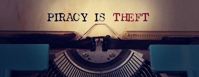 Mobilisation de romanciers britanniques contre le piratage