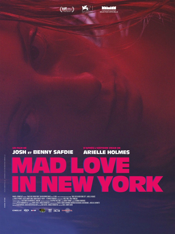 AFF MAD LOVE IN NEW YORK