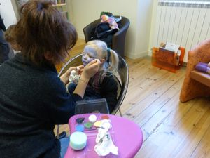 atelier maquillage mediathèq fev 2013
