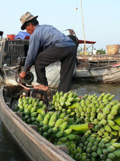 Bananes en pagailles !!!