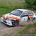 2011 : Rallye Mouzon-Frézelle ES 3