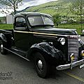 Chevrolet kc 1/2 ton pickup-1940