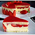 Un incontournable de la pâtisserie : le fraisier (recette illustrée)