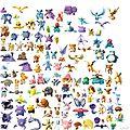 La liste complète des pokemons c'est par ici
