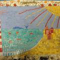 2009/ Paysage durable: la mer, le soleil