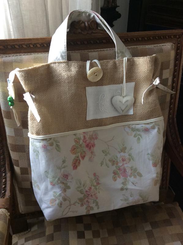 Un nouveau sac...