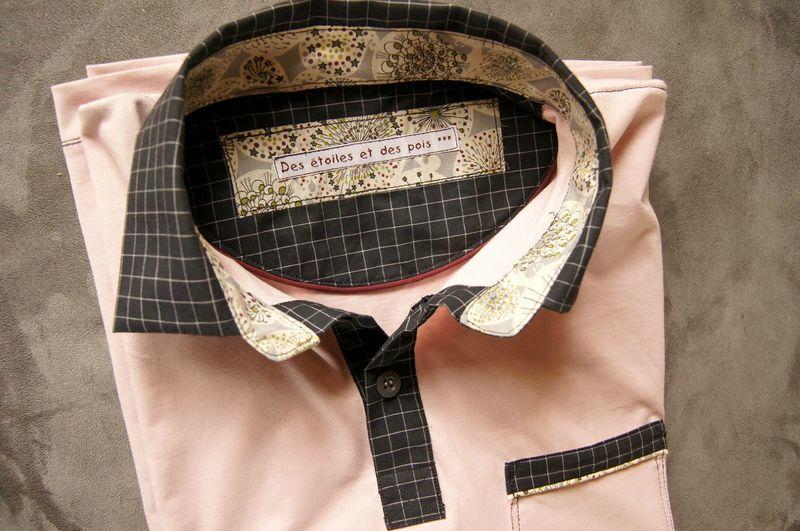polo pink & black 02