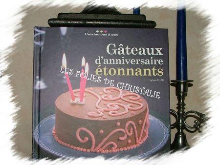 Gâteaux d'anniversaires étonnants