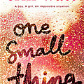 One small thing de erin watt