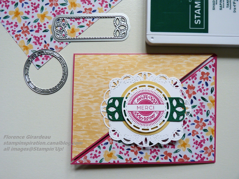 Stampinspiration Trifold card 3 sign