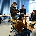L'immigration en héritage : 1er tournage