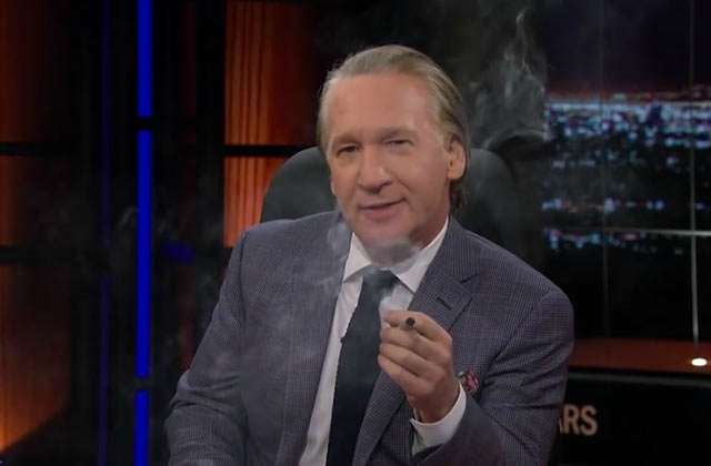 billmaher-smokemarijuana-live-tv