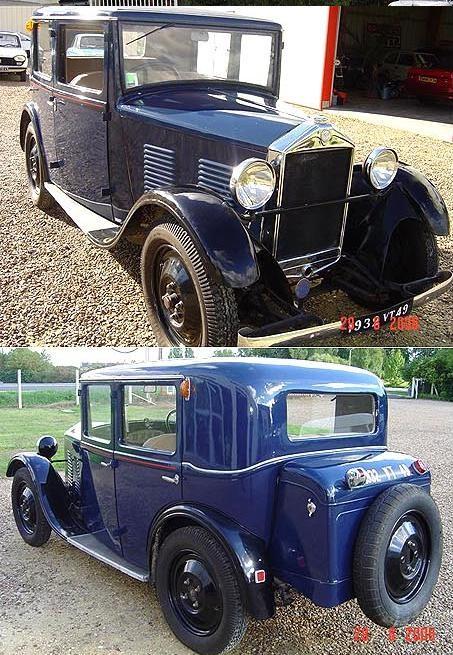 MATHIS - TY - 1932