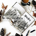 In my mailbox ~ 195