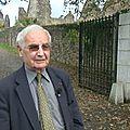 Robert Hébras survivant d'Oradour sur Glane